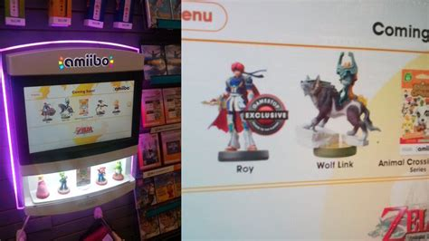 Roy amiibo will initially be exclusive to GameStop – The ...
