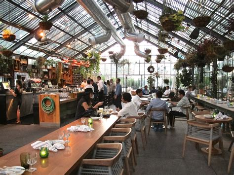 Roy Choi s Commissary Restaurant in the Line Hotel ...