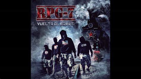 RPG7 Vuelta al barrio  disco completo    YouTube