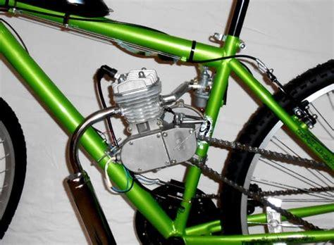 Ruby Red 66/80cc Bike Engine Kit | Bicycle Motor Works