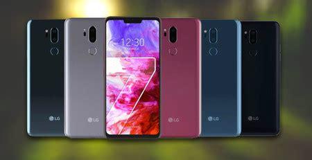 Rumores LG G7 ThinQ, características y fecha de lanzamiento
