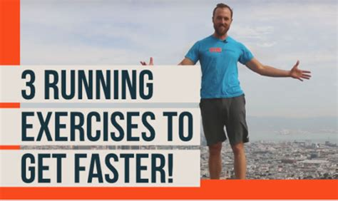 Running Exercises to Get Faster | ACTIVE