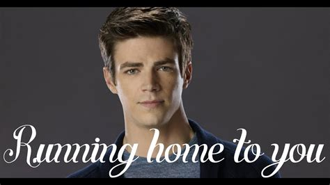 Running home to you   Grant Gustin en The Flash T3 with ...