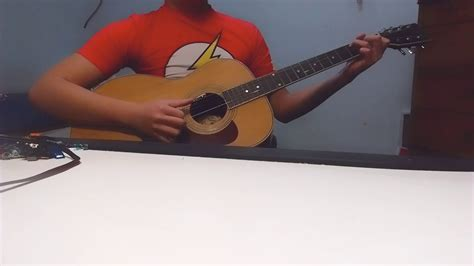 Running Home to you Grant Gustin The Flash⚡ Guitar ...