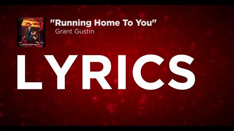 Running Home To You  LYRICS VIDEO   The Flash/Supergirl ...