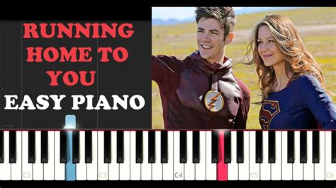 Running Home To You   The Flash/Supergirl Musical ...