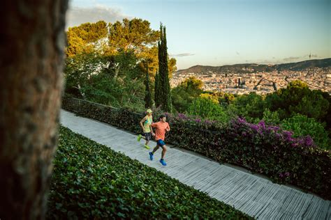 Running in Barcelona   Outdoor Elements Blog