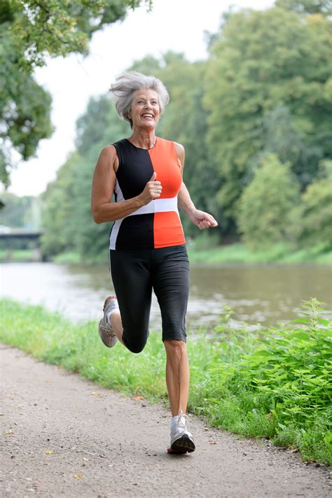 Running Keeps You Younger   Suzanne Bohan