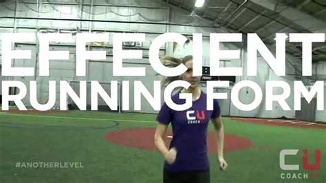 Running Tips: Efficient Running Form   YouTube