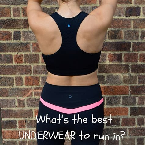 Running underwear  what underwear should you wear running?