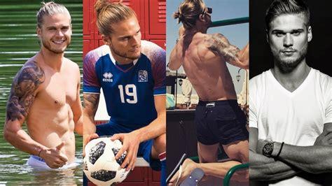 Rurik Gislason, el jugador de Islandia que enamoró a las ...