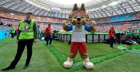 Rusia 2018: Empezó el Mundial Rusia 2018, fútbol, fiesta y ...