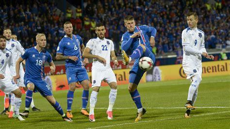 Rusia 2018: Islandia clasifica por primera vez a una Copa ...
