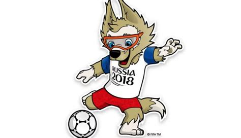 Rusia 2018: Las mascotas de los mundiales de fútbol [Fotos ...