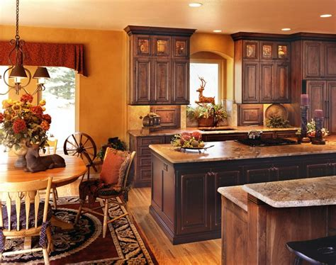 Rustic and Country Kitchens