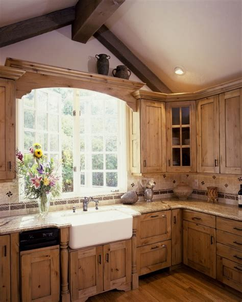 Rustic and Country Kitchens - Traditional - Kitchen ...