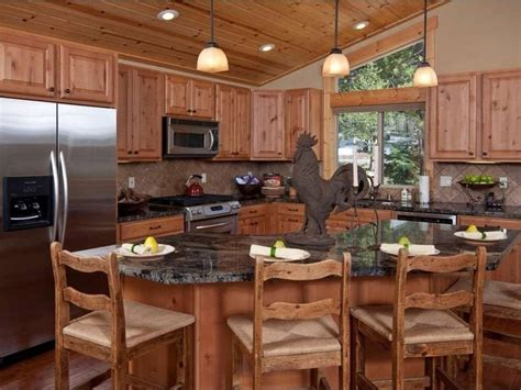Rustic Country Kitchens | www.pixshark.com - Images ...
