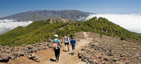 Ruta de los Volcanes - La Palma - Wanderwege