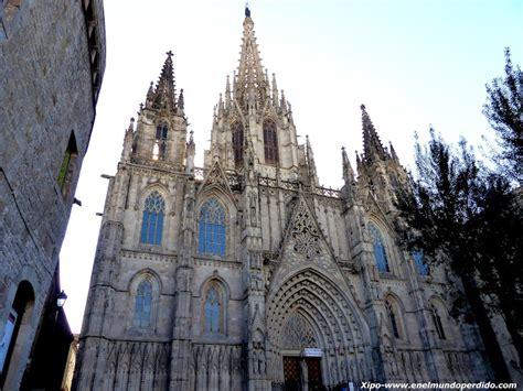 Ruta por el Barrio Gótico de Barcelona   En el mundo perdido