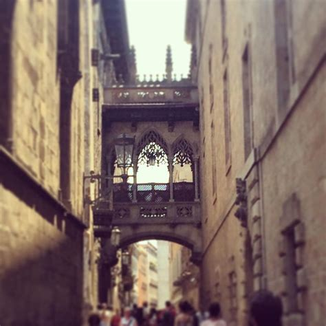Ruta por el Barrio Gótico de Barcelona   Touristear