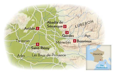 Ruta por la Provenza francesa