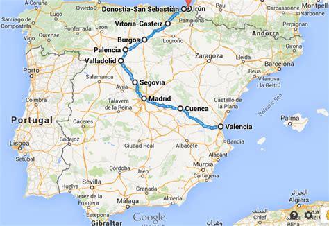 Ruta soluciones Madrid Irun_web | Hablando en vidrio