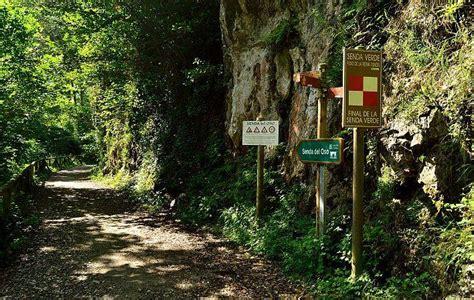Rutas de bicicleta de montaña o BTT en Asturias