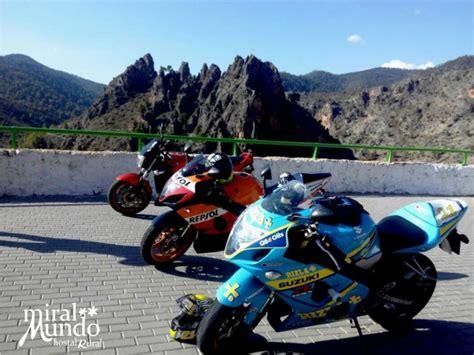 Rutas en moto por la provincia Albacete