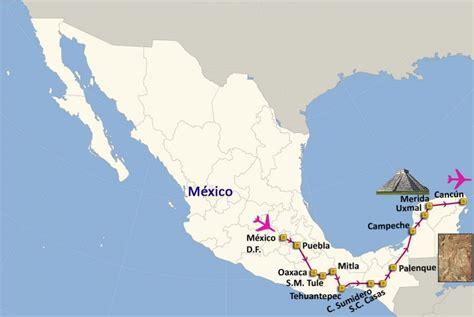 Rutas10 | Ruta a México aztecas y mayas - 15 días