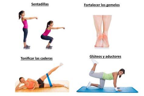 Rutina de ejercicios para hacer en casa - ¡Para mujeres!
