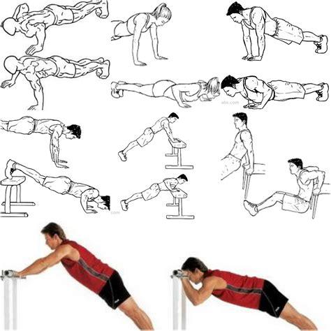 Rutina de pecho y tríceps en casa para aumentar masa ...