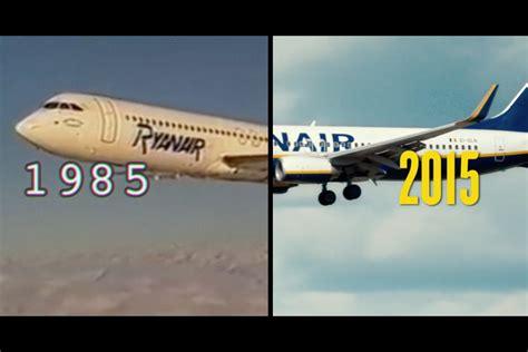 Ryanair  history  by Dare