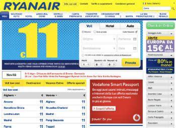 ryanair_sito - Viaggio Vero
