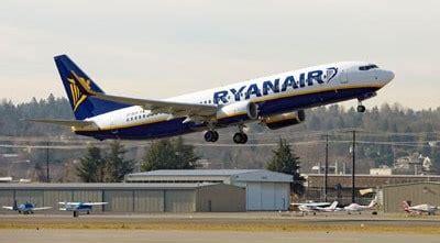 Ryanair - Voli low cost, bagaglio a mano e opinioni Raianer