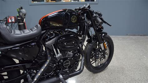 ϟ Hell Kustom ϟ: Harley Davidson Roadster By Harley ...