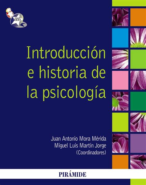 ⓵ INTRODUCCION E HISTORIA DE LA PSICOLOGIA PDF, Epub Descargar