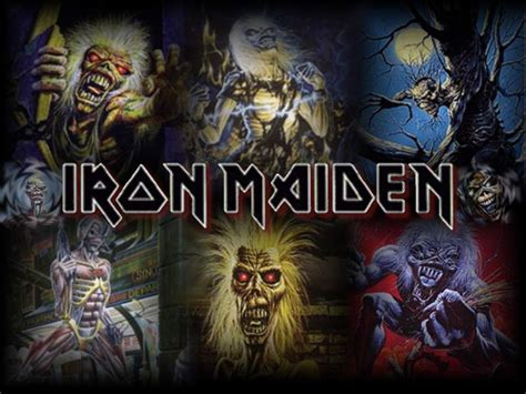 ? Iron Maiden Discography ¬ Descarga Directa ? - Identi