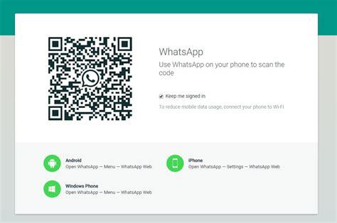 ️ Web.Whatsapp.Com Código QR Escanear: Cómo usar Whatsapp ...