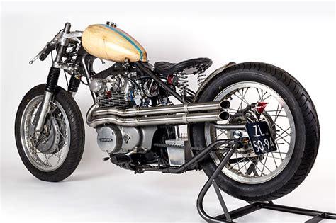 '71 Honda CB450 - Bas Rovers - Pipeburn.com