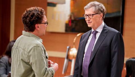'A little nerdy, a little smart': Bill Gates relates, and ...
