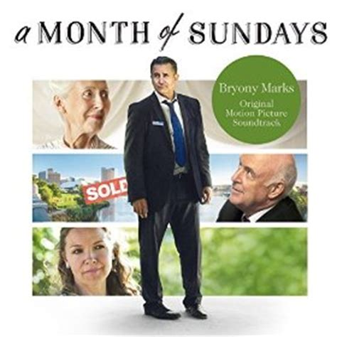 'A Month of Sundays' Soundtrack Announced | Film Music ...