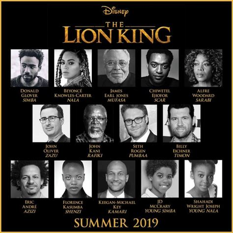 SA s John Kani joins all star cast for  The Lion King  remake