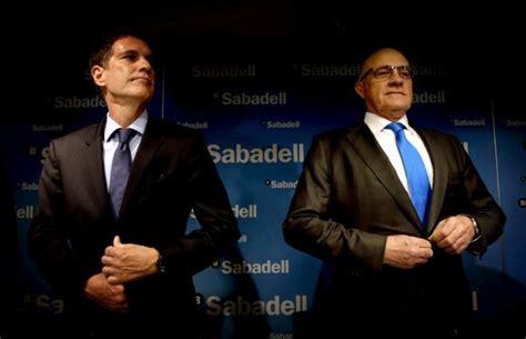 Sabadell abre el grifo del crédito en la Comunidad y no ...
