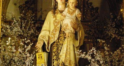 Sabatina a la Virgen del Carmen | Pasión en Jaén