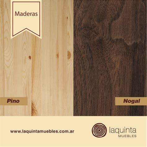 ¿Sabías que hay dos tipos de maderas? Las maderas blandas ...