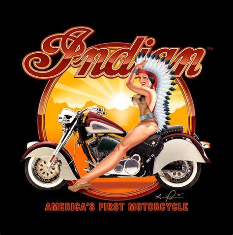 ¿Sabías que la marca de motos más antigua de los Estados ...