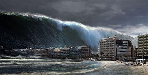 ¿Sabrías qué hacer en caso de tsunami o maremoto?