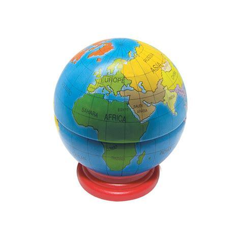 Sacapuntas Bola del Mundo   Material Revolution Granada
