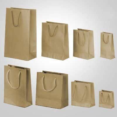 Sacola papel Kraft 13x13,5x06 (P) c/10 unids - embalagens ...