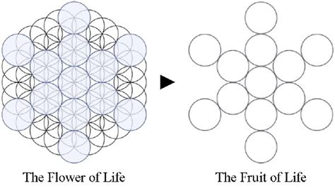 Sacred Geometry, Seed of Life, Flower of Life variations